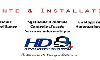Camera de surveillance et systéme d'alarme