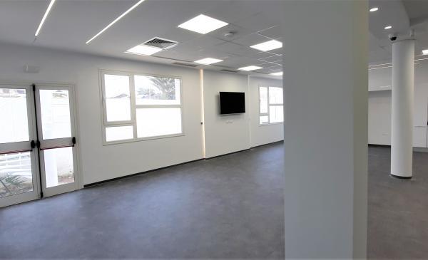 Cloisons décoratives - Placo-plâtre -Faux plafond