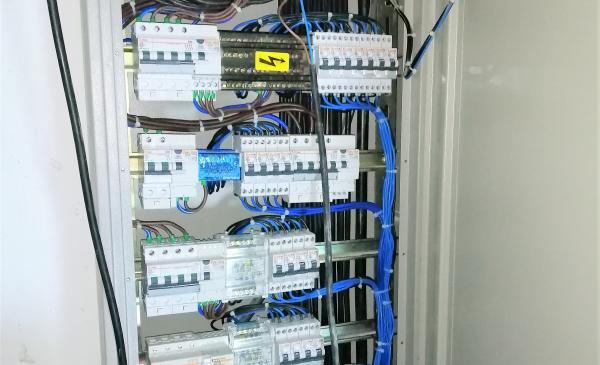 Réseau Electricité - Armoire électrique