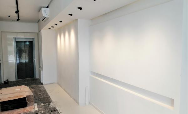 Cloisons décoratives - Placo-plâtre