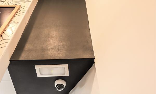 Réseau Vidéo-surveillance - Caméras de surveillance IP