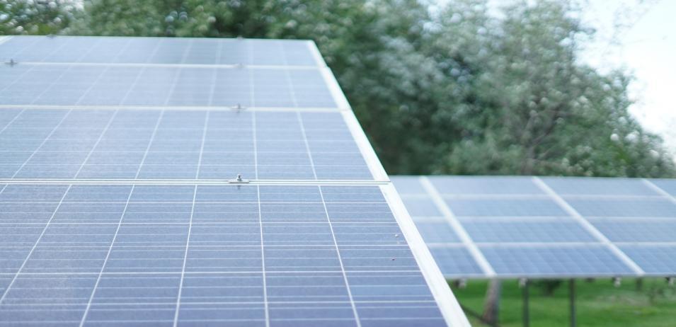 Energies renouvelables et panneaux photovoltaïques