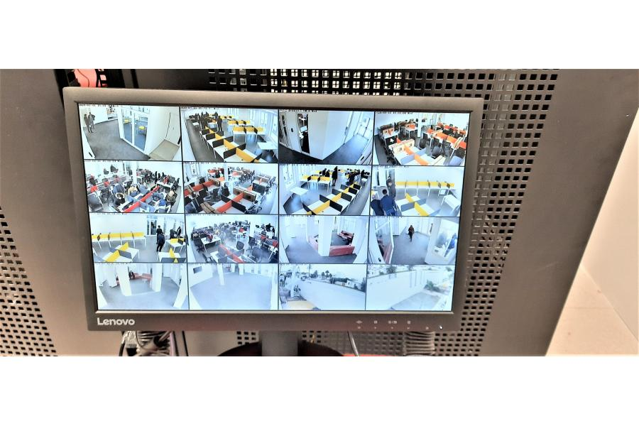 Réseau Vidéo-surveillance - MVR